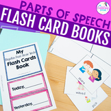 Parts Of Speech Flashcard Books