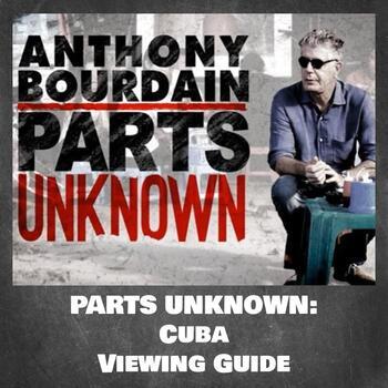 Parts Unknown: Cuba (Season 6, Episode 1) Viewing Guide