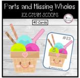 Parts and Missing Wholes (Part, Part, Whole)