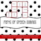Parts of Speech Dominos