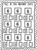 Number Bonds- Parts of 6