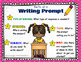Creative Writing Skills - Parts of a Writing Prompt Posters