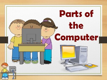 Parts of Computer