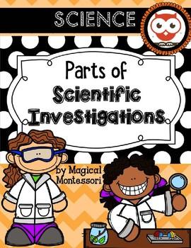 Parts of Scientific Investigations