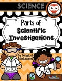 Parts of Scientific Investigations