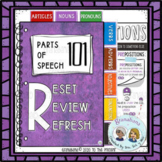 Parts of Speech 101   Reset   Refresh   Review   for Digit