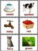 Nouns, Adjectives & Verbs Word Sorts