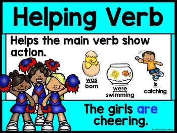 Parts of Speech Grammar Posters