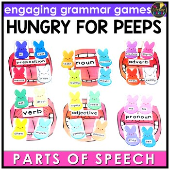 Easter Parts of Speech Game