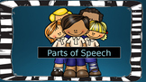 Comprehensive Parts of Speech Powerpoint