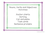 VCOP wow word Activities