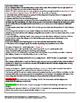 Parts of Speech: Adjectives, Nouns, Verbs. Lesson Plan & A