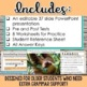 Conjunctions: Parts of Speech, PowerPoint, lessons, activities, tests