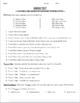 Parts of Speech Assessment Bundle