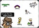 Parts of Speech BOOM CARDS (Nouns, Verbs, Adjectives) SPRING THEMED