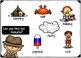 Parts of Speech BOOM CARDS (Nouns, Verbs, Adjectives) SUMMER THEMED