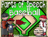 Parts of Speech Baseball