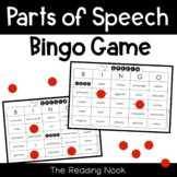 Parts of Speech Review and Game