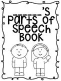 Parts of Speech Book