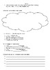 Parts of Speech & Book Report Worksheet Pack