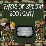 Parts of Speech Boot Camp