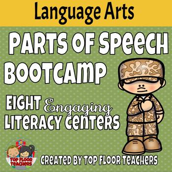 Parts of Speech Bootcamp