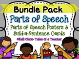 Parts of Speech Bundle: Reference Posters and Center Activity