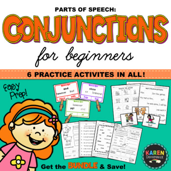 Parts of Speech - CONJUNCTIONS