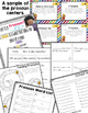 Parts of Speech Centers Bundle for 3rd, 4th, 5th, and 6th Grade