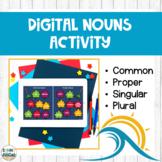 Parts of Speech | Common, Proper, Singular, Plural Nouns |