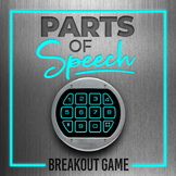 Parts of Speech Definitions | Puzzle Games | Nouns, Verbs, Adjectives, etc.