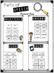 Parts of Speech Detectives with Adjectives, Adverbs, Verbs and Nouns