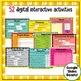Parts of Speech Grammar Digital Task Cards Paperless Google Drive® Resource