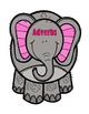 Parts of Speech - Elephants and Peanuts