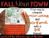 Parts of Speech - Fall Town