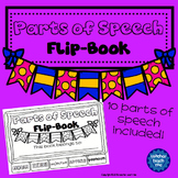 Parts of Speech - Flip-Book