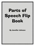 Parts of Speech Flip Chart