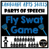 Parts of Speech Fly Swat Game