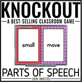 Parts of Speech Game KNOCKOUT [Whiteboard Game]