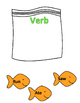 Parts of Speech Goldfish