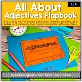 Parts of Speech   Grammar   Adjectives   Flap book & Assessment
