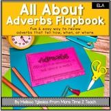 Parts of Speech   Grammar   Adverbs   Flap book & Assessment