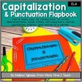Parts of Speech   Grammar   Capitalization & Punctuation   Flap book & Assessmen