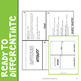 Parts of Speech Interactive Notebook