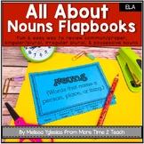 Parts of Speech   Grammar   Nouns   Flap book & Assessment