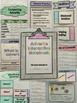 Grammar: Parts of Speech Interactive Notebook