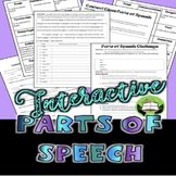 Parts of Speech- Interactive Practice for Older Students-