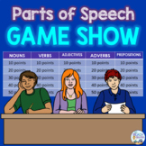 Parts of Speech Trivia Game Show