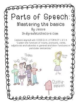 Parts of Speech: Mastering the Basics