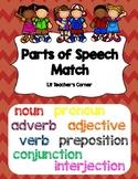 Parts of Speech Match